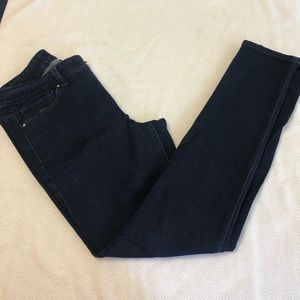 WHBM White House Black Market Skinny Jeans Sz 10